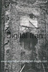 گوي برج مراغه_ عکس از هادی . 1